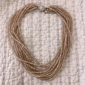 Saachi Crystal Necklace!!